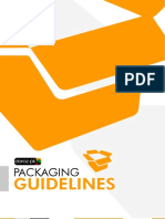 Daraz Packaging Guidelines