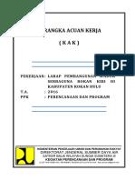 KAK Penyusunan larap.pdf