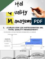 Presentación TQM
