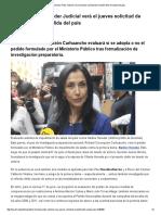 Nadine Heredia_ Poder Judicial Verá El Jueves Solicitud de Impedimento de Salida Del País _ Política _ Peru21