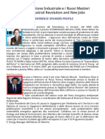 Green Economy Conference Speakers Profile