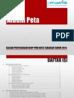 Album Peta NJOP Tarakan 2014