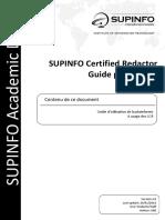 2015 - Guide Plateforme SCR