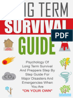 Long Term Survival Guide by Daniel Wilkinson