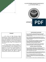 Admin Booklet2
