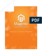 Magento - Designer's Guide to Magento - ECommerce Software for Growth
