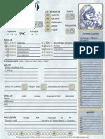 Savage Worlds - Hellfrost - Pre Gen Characters