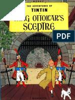 King Ottokar's Sceptre- the Adventures of Tintin