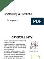 Polymer Fabrication