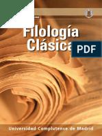 Programa Filología Clásica CompMadrid