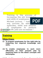 HR Chap7(b).Training & Development I