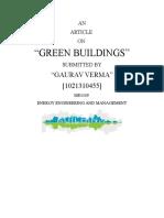 Eem Green Building