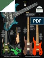 Kiesel Guitar Vader Catalog