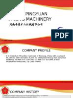 Henan Pingyuan Mining Machinery