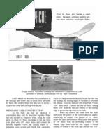 Apache Pt2 - A Free-Flight Model Airplane (Fuel Engine) (Convert to R/C?)
