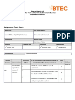 Cnew BE Assignment Brief Oct 2014