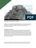 Kebudayaan Suku Aztek yang Tengelam.docx