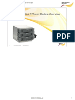 Flexi WCDMA BTS and Module Overview
