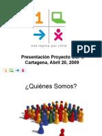 Cartagena simposio Abril 20 2009