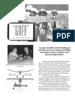 Guff - A Free-Flight Model Airplane (Fuel Engine) (Convert to R/C?)