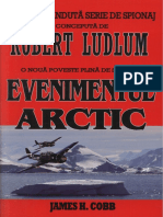 Robert Ludlum & James H. Cobb - Evenimentul Arctic