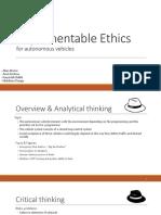 Implementation Ethics