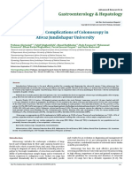 Quality and Complications of Colonoscopy in Ahvaz Jundishapur University