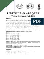 IRT SUB 2200 Alaquas Julio 2016