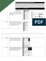 photoshop checklist
