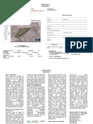 Broucher Final Civil | Pesquisas | Engenharia Civil