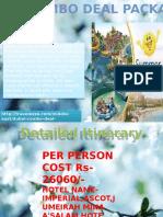 Dubai Combo Deal Package (5N/6D)