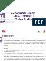 Bm Report for Hspdschmincodenum Audit