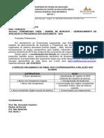 Comunicado Professores Ítalo 001-2016