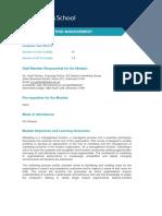 BMM601 Marketing Management (2012-13)