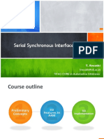 Serial Synchronous Interface