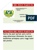 Lembar Balik Nutrisi Ibu Post Partum Docx