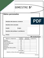 Quinto Bimestre-Quinto Grado negro.docx