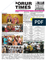 Porur Times Epaper Spl Issue on June.12,2016...,,,