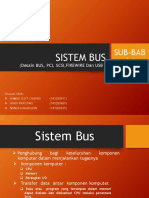Org-kom Desain Bus