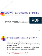 Lect 3 Growth Strategies of Firms