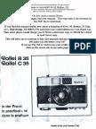 Rollei b35 c35