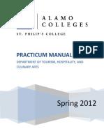 ojt sample manual