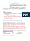 bvp1 2 history of televisionkey2 1 doc