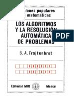 MIR - Los Algoritmos y La Resolución Automática de Problemas 1977