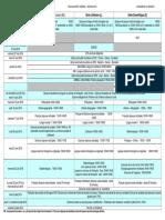 Calendrier des épreuves du bac général 2016