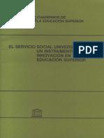 Sservicio Social Universitarios Para Administracion Logistica