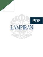 Morfometri Dolina Lampiran