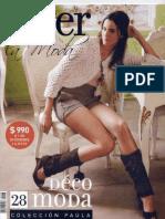 Tejer La Moda - 28 - DécoModa