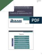 ISO 9001 - 2015 RESUMEN