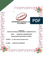 Casos Practicos 1, 2, 4 y 5 Desarrollo Ogranizacional